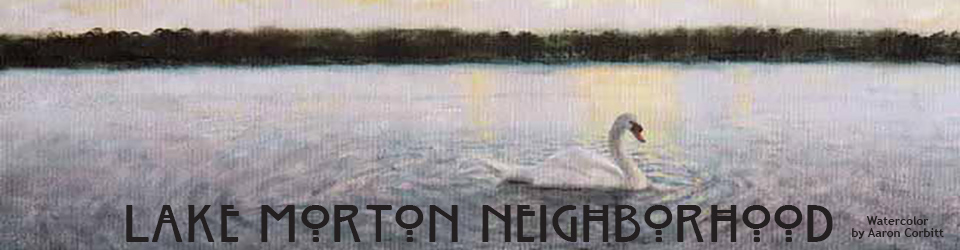 Lake Morton Neighborhood Association