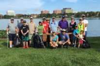 LMNA Lake Morton Clean Up!